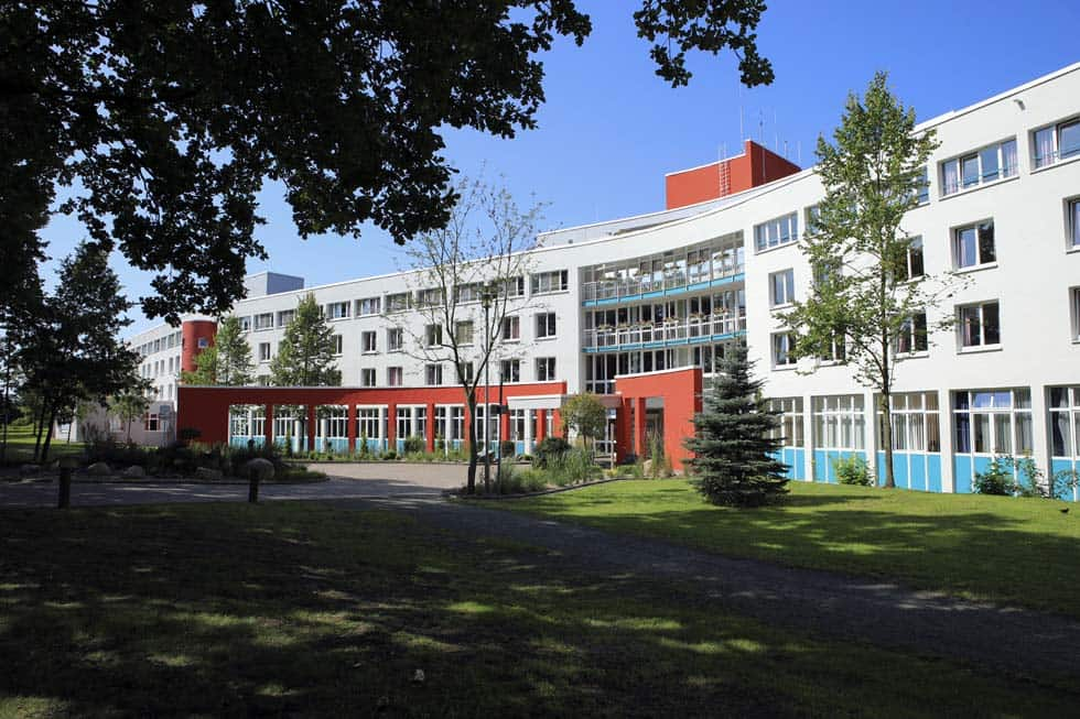 MediClin Seepark Klinik ist Top-Einrichtung für psychische