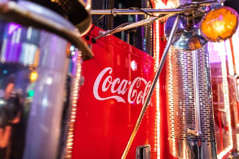 Coca Cola Weihnachtstruck Tour 2021